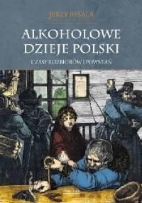 Alkoholowe dzieje Polski. Czasy rozbiorów i powstań - Jerzy Besala