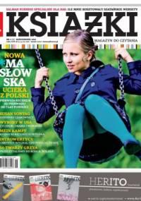 Książki. Magazyn do czytania, nr 6 / wrzesień 2012