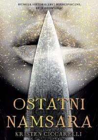Ostatni Namsara - Kristen Ciccarelli