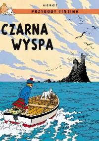 Przygody TinTina 7 - Czarna wyspa - Hergé