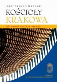 Kościoły Krakowa - Szymon Wroński Józef