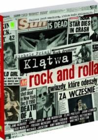 Klątwa rock and rolla. Gwiazdy, które odeszły za wcześnie - Michele Primi