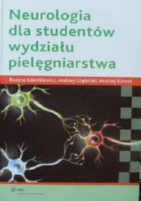 Neurologia dla studentów wydziału pielęgniarstwa