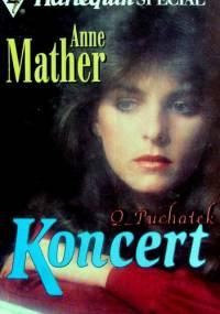 Koncert - Anne Mather