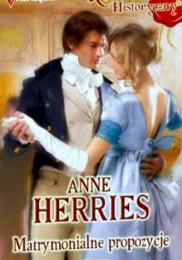 Matrymonialne propozycje - Anne Herries