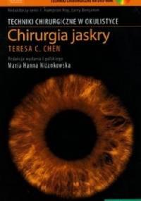 Chirurgia jaskry - Maria Hanna Niżankowska
