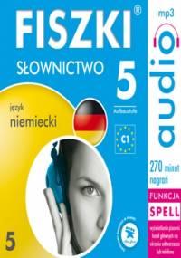 FISZKI audio - j. niemiecki - Słownictwo 5 - Kinga Perczyńska