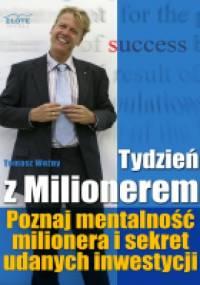 Tydzień z Milionerem - Tomasz Woźny