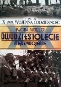 IX 1939. Wojenna codzienność - Iwona Kienzler