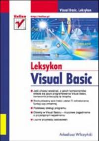 Visual Basic. Leksykon - Arkadiusz Wilczyński