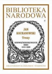 Treny - Jan Kochanowski