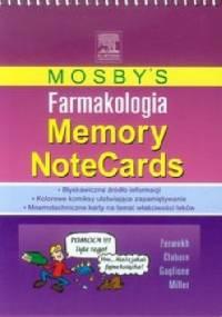 Mosby's Farmakologia Memory NoteCards
