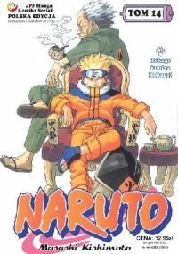 Naruto tom 14 - Hokage kontra Hokage! - Masashi Kishimoto