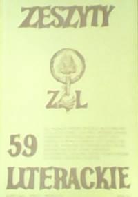 Zeszyty Literackie nr 59 (3/1997) - Redakcja kwartaln. Zeszyty Literackie