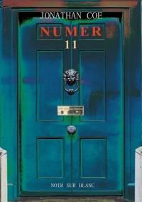 Numer 11 - Jonathan Coe