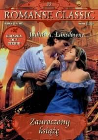 Zauroczony książę - Judith A. Lansdowne