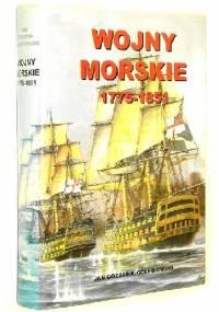 Wojny morskie 1775-1851 - J. Gozdawa-Gołębiowski