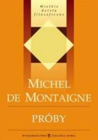 Próby - Michel de Montaigne
