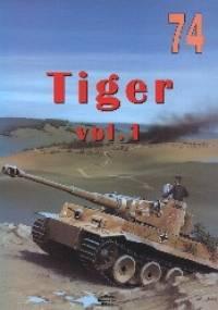 """PzKpfw VI """"Tiger"""" - vol. I - Janusz Ledwoch"""