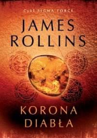 Korona diabła - James Rollins
