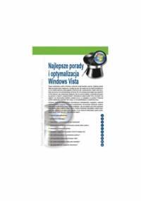 Najlepsze porady i optymalizacja Windows Vista - praca zbiorowa