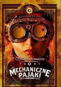 Mechaniczne pająki - Corina Bomann
