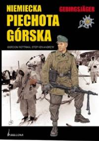 Niemiecka Piechota Górska - Gordon Rottman