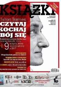 Książki. Magazyn do czytania, nr 4 (27) / grudzień 2017 - Redakcja magazynu Książki