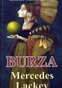 Burza - Mercedes Lackey