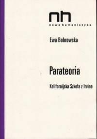 Parateoria - Ewa Bobrowska