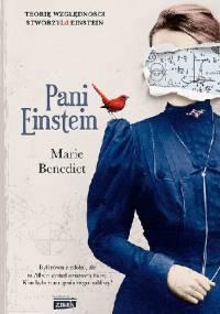 Pani Einstein - Marie Benedict