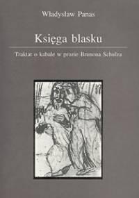 Księga blasku: Traktat o kabale w prozie Brunona Schulza - Władysław Panas
