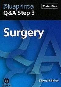Blueprints Q&A Step 3 Surgery - Edward W. Nelson
