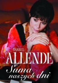 Suma naszych dni - Isabel Allende