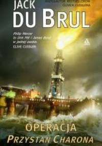 Operacja Przystań Charona - Jack Du Brul