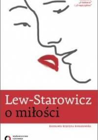 O miłości - Zbigniew Lew-Starowicz, Krystyna Romanowska
