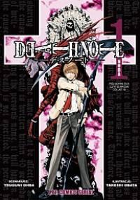 Death Note #1: Nuda - Tsugumi Ohba, Takeshi Obata