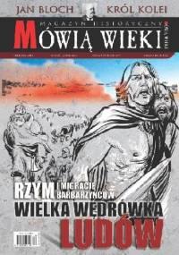 MÓWIĄ WIEKI nr 12/2015 (671) - Redakcja miesięcznika Mówią Wieki