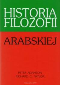 Historia filozofi arabskiej - praca zbiorowa