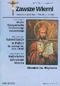 Zawsze wierni, lipiec-sierpień 1997 - Redakcja pisma Zawsze wierni