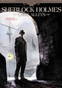 Sherlock Holmes – Crime Alleys Tom 1 - Pierwsza sprawa - Sylvain Cordurié, Alessandro Nespolino