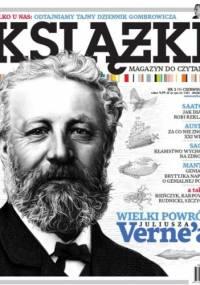 Książki. Magazyn do czytania, nr 2 (9) / czerwiec 2013